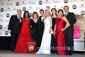 Marc Cherry, Joy Behar, Las Vegas, Marilu Henner and Mark Wills