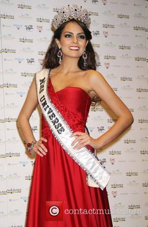 Miss Mexico Jimena Navarrete Becomes Miss Universe 2010