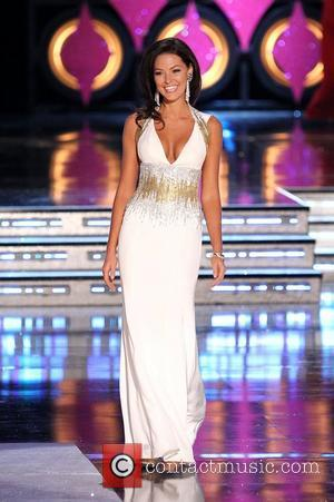 Miss Hawaii Jalee Fuselier 2011 Miss America Preliminary Day 1 at Planet Hollywood Theater of Performing Arts at Planet Hollywood...