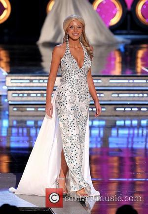 Miss Delaware Kayla Martell 2011 Miss America Preliminary Day 1 at Planet Hollywood Theater of Performing Arts at Planet Hollywood...