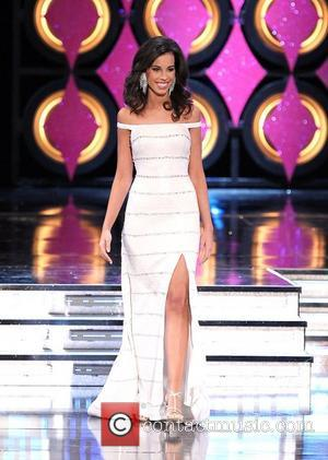Miss District of Columbia Stephanie Williams 2011 Miss America Preliminary Day 1 at Planet Hollywood Theater of Performing Arts at...