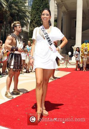 Miss California Nicole Michele Johnson