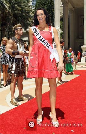 Miss South Dakota Emily Anne Miller