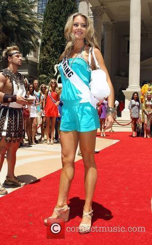 Miss Wyoming Claire Schreiner
