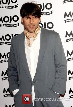 Alex James 2010 MOJO Honours List award ceremony, held at The Brewery - Arrivals London, England - 10.06.10
