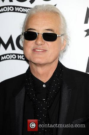 Jimmy Page, Mojo Honours List