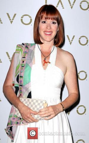 Molly Ringwald Pretty In Pink hosted by Molly Ringwald celebrating the release of her book 'Getting the Pretty Back' at...