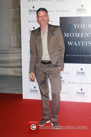 Patrick Cox,  Launch Party of 'Your Moment Is Waiting' held at the Saatchi Gallery. London, England - 21.09.10