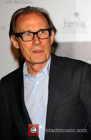 Bill Nighy Launch Party of 'Your Moment Is Waiting' held at the Saatchi Gallery London, England - 21.09.10