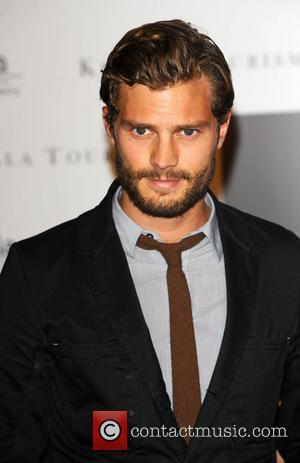 Jamie Dornan Launch Party of 'Your Moment Is Waiting' held at the Saatchi Gallery London, England - 21.09.10