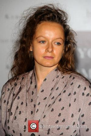 Samantha Morton Launch Party of 'Your Moment Is Waiting' held at the Saatchi Gallery London, England - 21.09.10