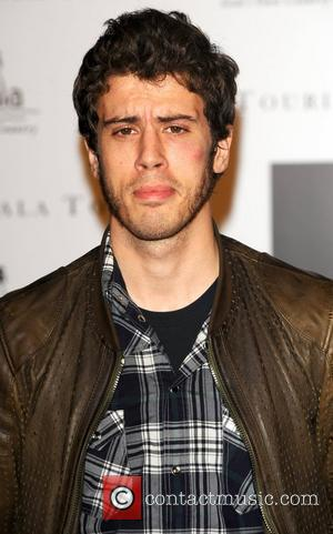 Toby Kebbell Launch Party of 'Your Moment Is Waiting' held at the Saatchi Gallery London, England - 21.09.10
