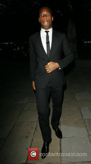 Didier Drogba  Launch Party of 'Your Moment Is Waiting' held at the Saatchi Gallery - Outside London, England -...