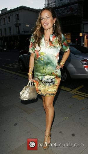 Jade Jagger  Launch Party of 'Your Moment Is Waiting' held at the Saatchi Gallery - Outside London, England -...