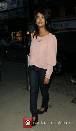 Konnie Huq Launch Party of 'Your Moment Is Waiting' held at the Saatchi Gallery - Outside London, England - 21.09.10