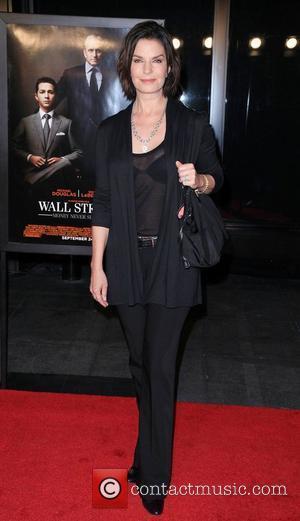 Actress Sela Ward New York premiere of 'Wall Street: Money Never Sleeps' at the Ziegfeld Theatre - Arrivals  New...