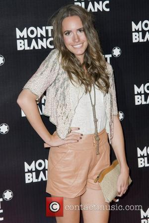 Louise Roe Global Launch of The Mont Blanc John Lennon Edition and Screening of 'Nowhere Boy' - arrivals New York...
