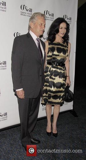 Michael Douglas and Prince