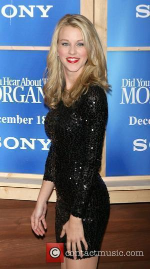 Kim Shaw arrives to the NY premiere of 'Did You Hear About the Morgans?' at the Ziegfeld Theatre New York...