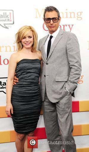 Rachel Mcadams and Jeff Goldblum