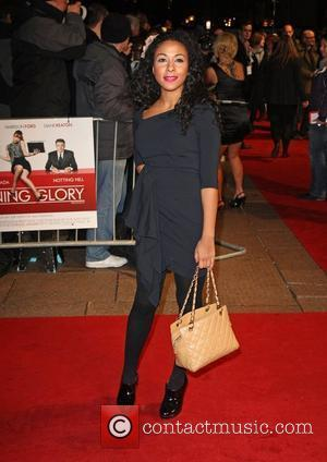 Kathryn Drysdale UK premiere of 'Morning Glory' held at the Empire Leicester Square - Arrivals. London, England - 11.01.11
