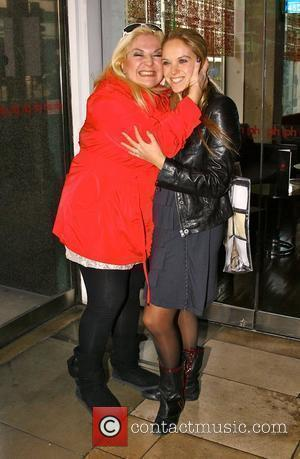 Vanessa Feltz and Her Daughter Allegra