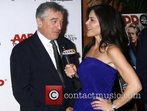 Robert De Niro and Lauren Sanchez