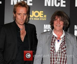 Rhys Ifans and Howard Marks World premiere of 'Mr. Nice' at The Savoy Cinema - Arrivals Dublin, Ireland - 30.09.10.