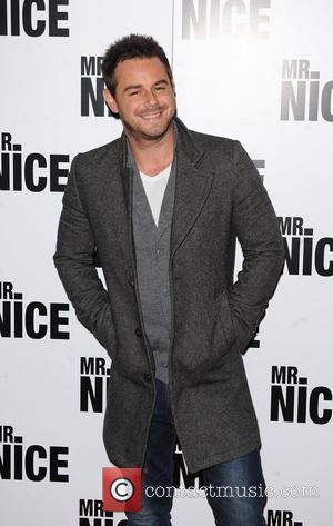 Danny Dyer The UK film premiere of 'Mr Nice', held at the Cineworld Cinemas, Haymarket. London, England - 04.10.10