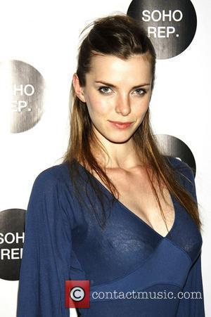 Betty Gilpin Soho Rep after party benefit performance of MTC'S 'That Face' held at Brasserie Cognac New York City, USA...