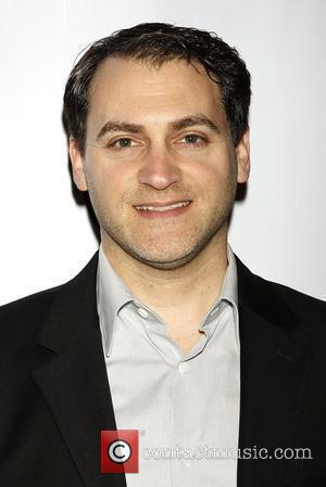 Michael Stuhlbarg Soho Rep after party benefit performance of MTC'S 'That Face' held at Brasserie Cognac New York City, USA...
