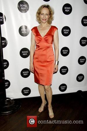 Laila Robins Soho Rep after party benefit performance of MTC'S 'That Face' held at Brasserie Cognac New York City, USA...