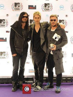 Jared Leto, MTV, 30 Seconds to Mars