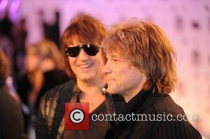 Jon Bon Jovi  MTV Europe Music Awards 2010 at the La Caja Magica - Arrivals  Madrid, Spain -...