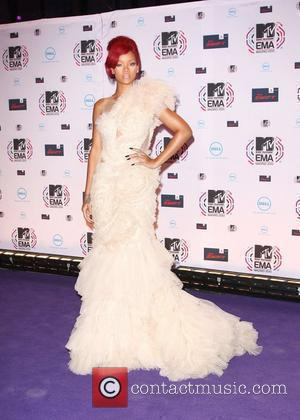 Rihanna, Mtv and Mtv european music awards