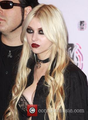 Taylor Momsen and MTV