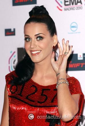 Katy Perry, Mtv and Mtveuropeanmusicawards