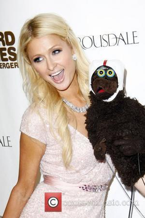 Paris Hilton and Warren the Ape Launch Party For MTV's 'The Hard Times Of RJ Berger' & 'Warren The Ape'...