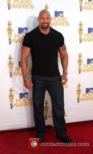 Dwayne Johnson and Mtv