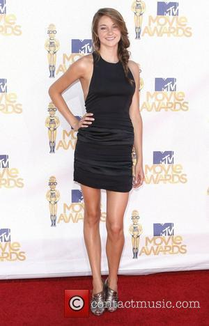 Shailene Woodley and MTV