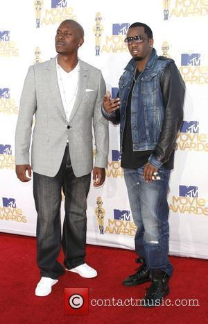 Tyrese Gibson, MTV and Sean Combs