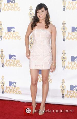 Aubrey Plaza and MTV
