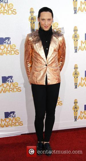 Johnny Weir 2010 MTV Movie Awards - Arrivals held at the Gibson Amphitheater at Universal Studios Universal City, California -...