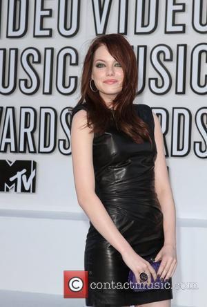 Emma Stone and MTV