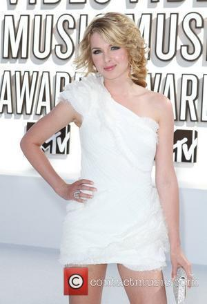 Kirsten Prout and Mtv