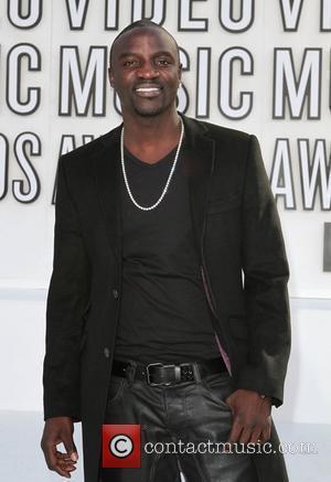 Akon The 2010 MTV Video Music Awards (MTV VMAs) held at the Nokia Theatre - Arrivals Los Angeles, California -...