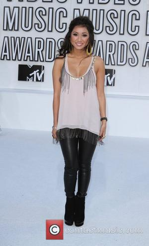 Brenda Song and MTV