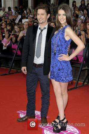 Jackson Rathbone and Nicole Peltz