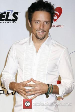Jason Mraz  2010 MusiCares Person Of The Year Tribute To Neil Young held at the Los Angeles Convention Center...