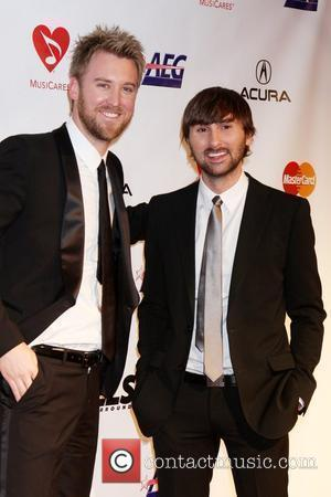 Charles Kelley and Dave Haywood of Lady Antebellum 2010 MusiCares Person of The Year Tribute to Neil Young held at...